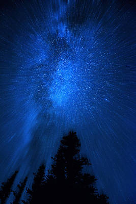 Space Photograph - Milky Way Zoom by Pelo Blanco Photo