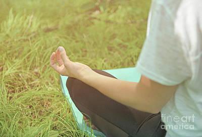 Photograph - Mindfulness.. by Nina Stavlund