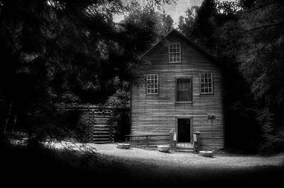Grist Mill Photograph - Mingus Mill 2 by Mike Eingle