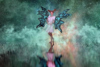 Elf Digital Art - Mirage  by Betsy C Knapp
