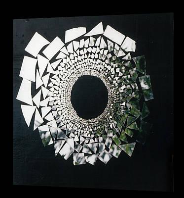 Mirror Sculpture 7 Original by Alma