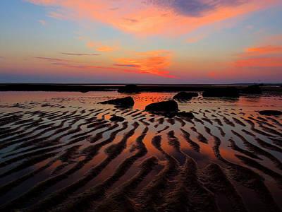 Mirrored Sky Print by Dianne Cowen