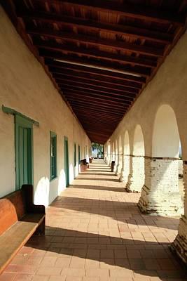 Mission San Juan Bautista Photograph - Mission San Juan Bautista #1 by Mark Mickelsen