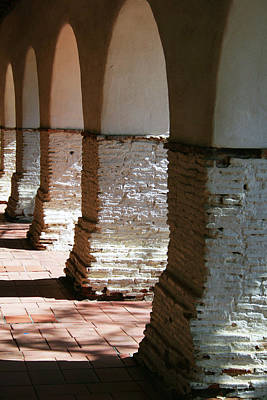 Mission San Juan Bautista Photograph - Mission San Juan Bautista #3 by Mark Mickelsen