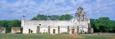 United States Mission Church Photograph - Mission San Juan From Ca. 1750, San by Panoramic Images