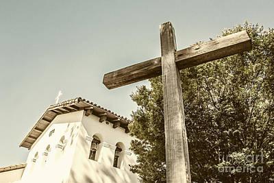 Photograph - Mission San Luis Obispo De Tolosa by Scott Pellegrin