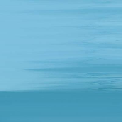 Mood Painting - Misty Sea by Frank Tschakert