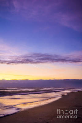 Sand Dunes Photograph - Misty Sunrise by Marvin Spates