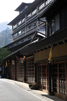 Miyajima Photograph - Miyajima Street Scene by Andy Smy