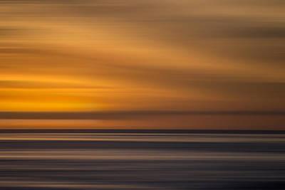 M'ocean 25 Print by Peter Tellone