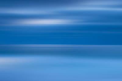M'ocean 9 Print by Peter Tellone