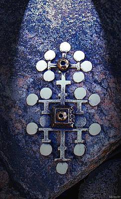 Modern Bronze Design Original by Merja Waters