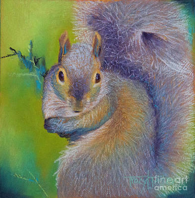Chatter Pastel - Moe by Tracy L Teeter