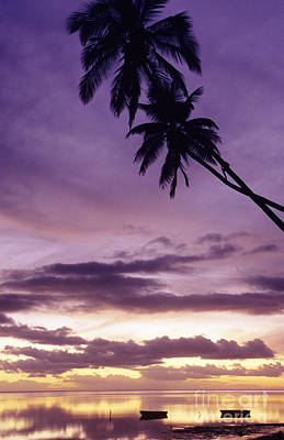 Molokai Sunset Print by Bob Abraham - Printscapes