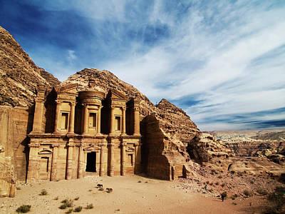 Old Ruin Photograph - Monastery by Julian Kaesler