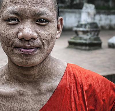 Monk Original by Svetlin Yosifov