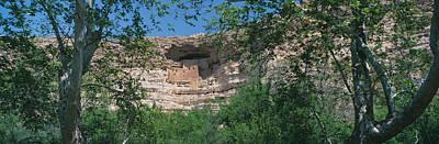Old West Photograph - Montezuma Castle, Arizona by Panoramic Images