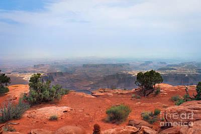 Sand Photograph - Monument Basin by Kathleen Garman