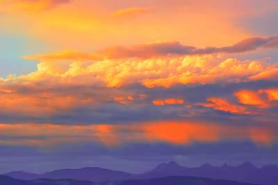 Hornby Island Photograph - Moody Skies by Dene Rossouw