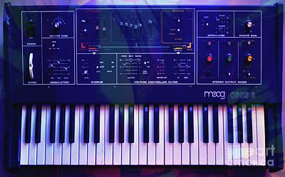 Moog Opus 3 Euphoria Original by Joseph Mosley