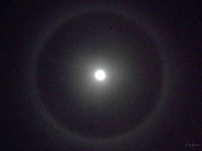 Moon Halo Original by Michael Durst