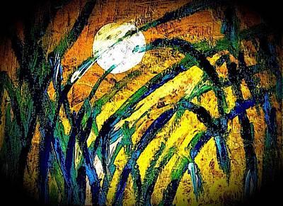 Moonlight  Print by Hae Kim