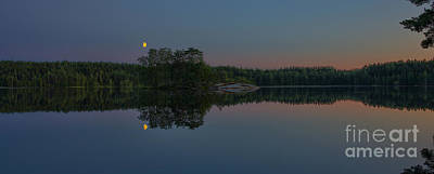 Salo Photograph - Moonlight by Veikko Suikkanen