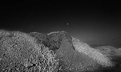 Photograph - Moonrise Pembroke Pines by Stephen Mack