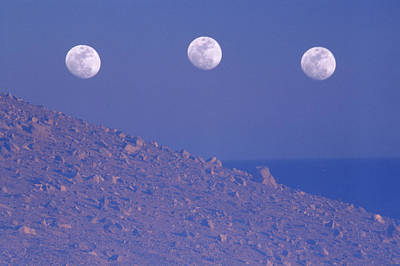 Sycamore Canyon Photograph - Moons And Dunes by Soli Deo Gloria Wilderness And Wildlife Photography