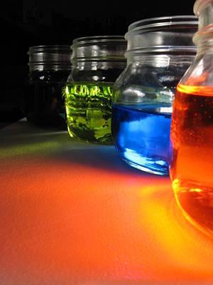 Water Jars Photograph - More Jars by Kim Pascu