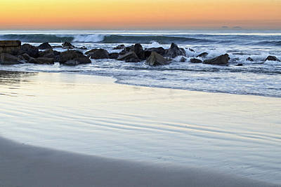 Panoramic Of San Diego Photograph - Morning Calm On Coronado Beach by See My  Photos
