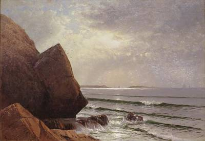 Morning Cape Ann Print by Alfred