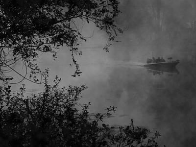 Musky Photograph - Morning Fisherman by Michael L Kimble