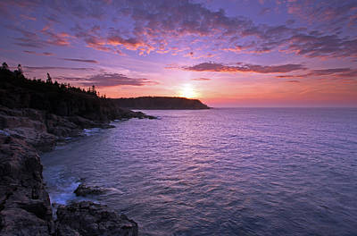 Acadia National Park Photograph - Morning Glory by Juergen Roth