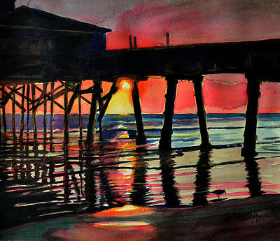 Painting - Morning Glow 4-27-15 by Julianne Felton