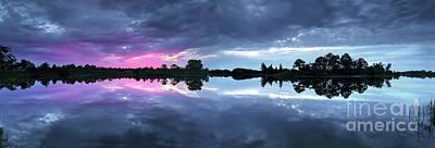Photograph - Morning Glow by Rick Mann