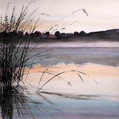 John Williams Drawing - Morning Light by John Williams