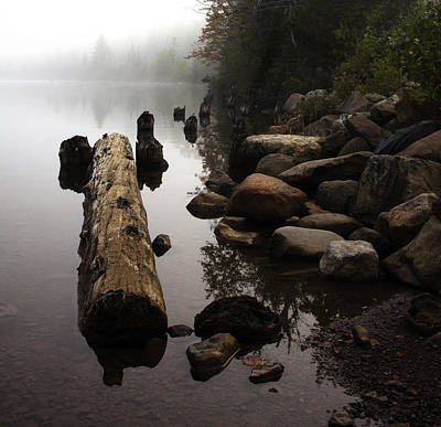 Photograph - Morning On Echo Lake by Cynthia Dickinson