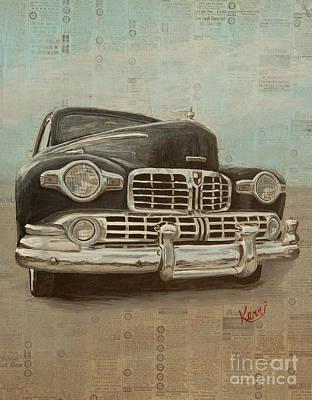 Northern Colorado Painting - Morning Paper Memory by Kerri Ertman