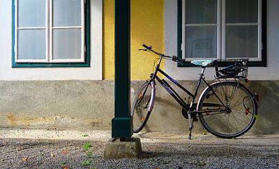 Cslanec Photograph - Morning Ride by Christian Slanec