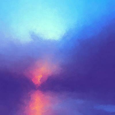 Bush Digital Art - Morning Song by Lonnie Christopher