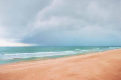 Beach Digital Art - Morning Tide by Lonnie Christopher