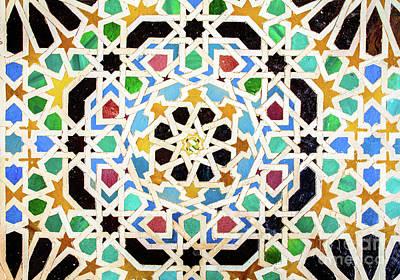 Mosaico Photograph - Mosaic by Juan Carlos Ballesteros