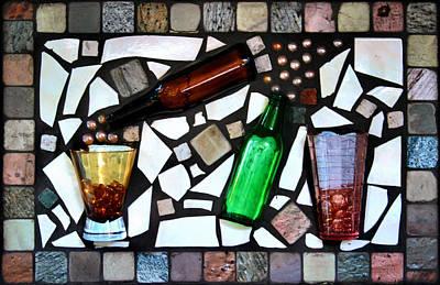 Mosaic Print by Kristin Elmquist