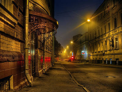 Moscow Photograph - Moscow Steampunk by Alexey Kljatov