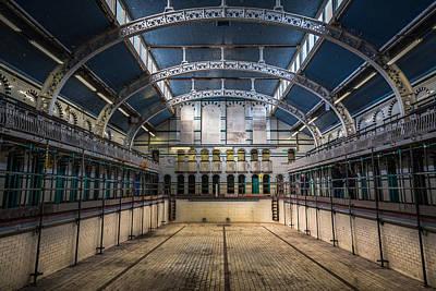 Iron Photograph - Moseley Road Baths by Chris Fletcher