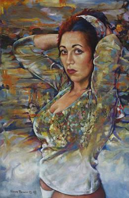 Motley Colors Original by Harvie Brown