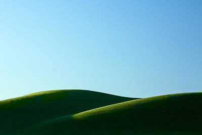 Suggestive Photograph - Mounds by Todd Klassy