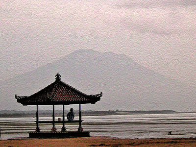 Mount Agung. Bali. Original by Andy Za