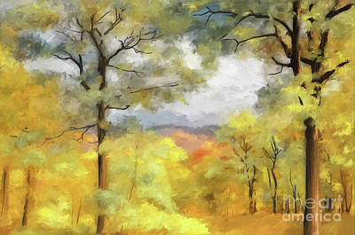 Photograph - Mountain Morning by Lois Bryan
